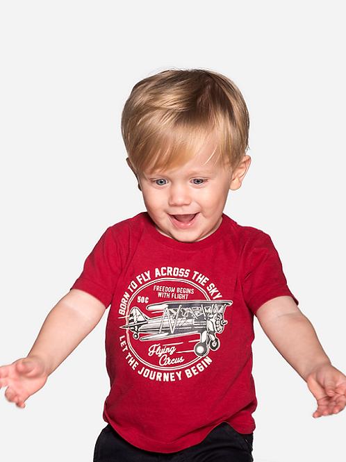 T-Shirt Algodão Aviador