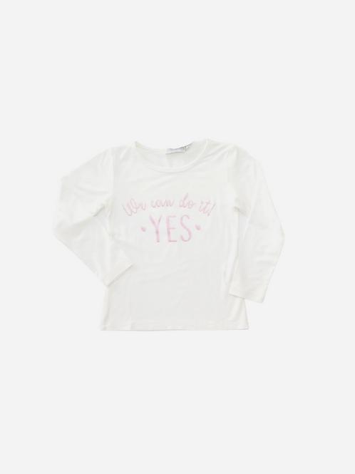 T-Shirt Visup We Can Do It M/l