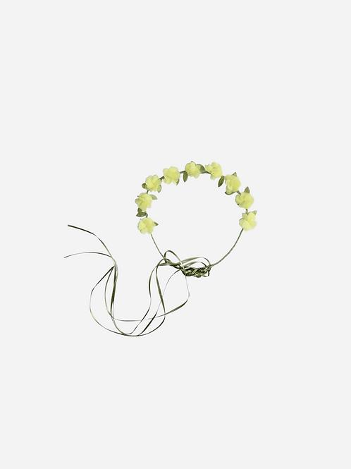 Guirlanda Mini Flor Summer Mousseline Toque de Seda