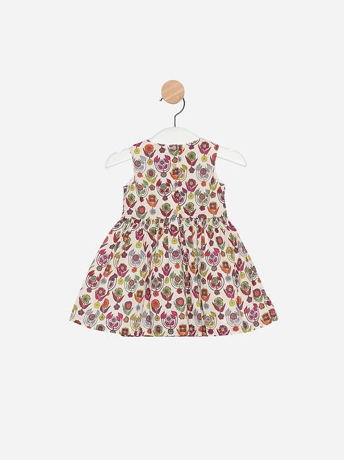 Vestido Liberty® Baby Franzido