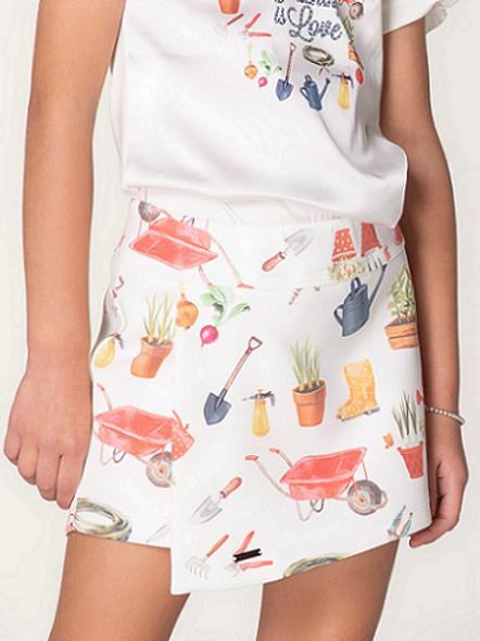 Shorts Saia Neoprene