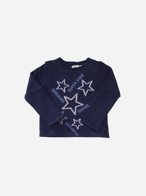 Blusa Moletom Ml Super Stars