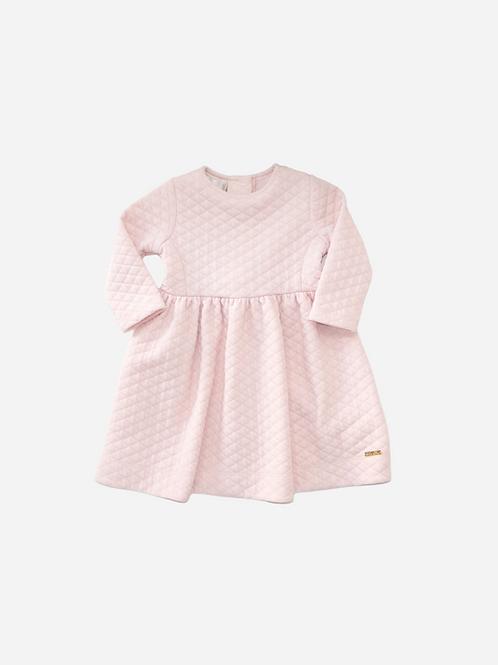 Vestido Matelassê Baby
