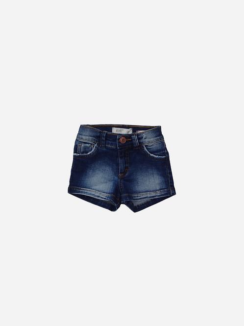 Shorts Denin Ira Clássico