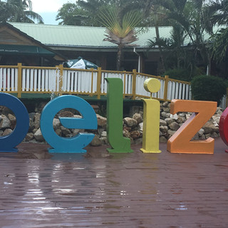 Beautiful Belize.