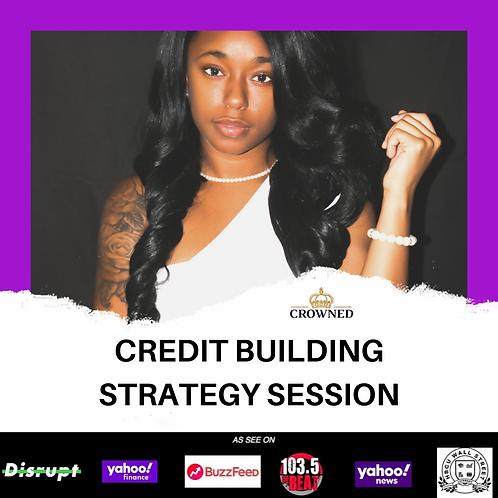 Building Credit Webinar