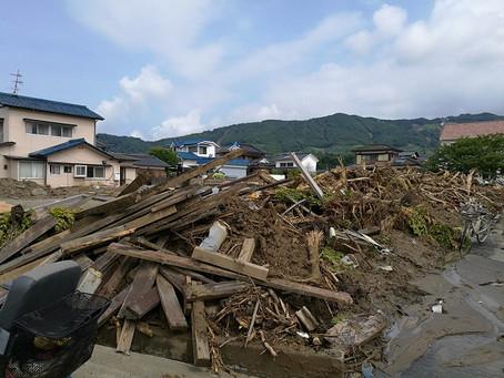 九州北部豪雨支援活動 その3
