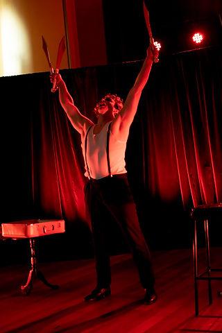 Red Mill Revue!_Pat Pending__Chris Marsh