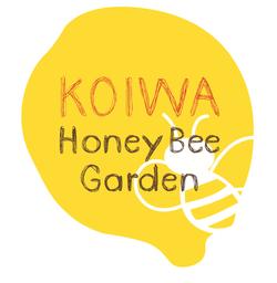 小岩蜜蜂園様 ロゴ制作