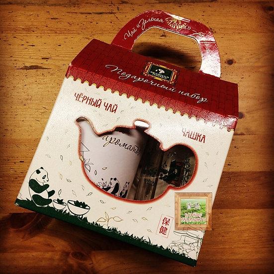 Подарок набор чай и кружка