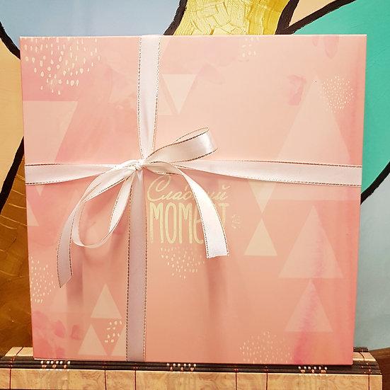 Чай и шоколад в подарок