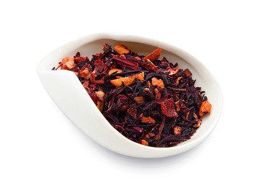 Чай спелая вишня