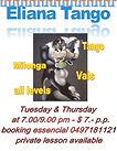 tango classes in windsor