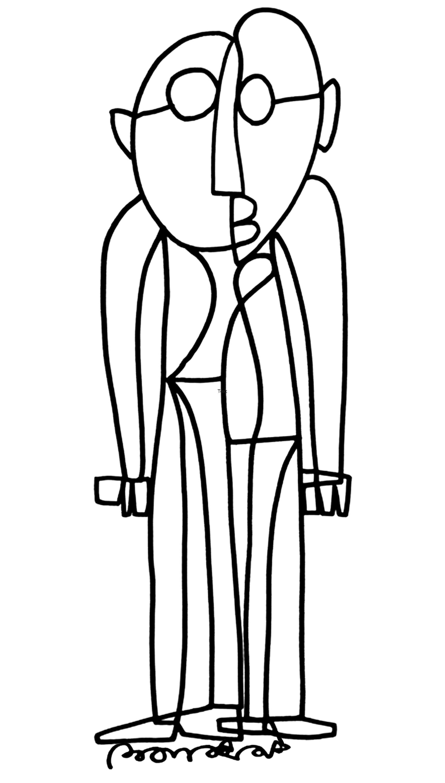 salf portrit