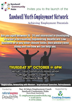 youth Employment network careers-Recover