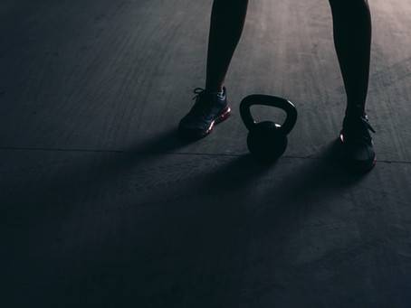 10,000rep Kettlebell Swing Challenge. Have You Got What it Takes?