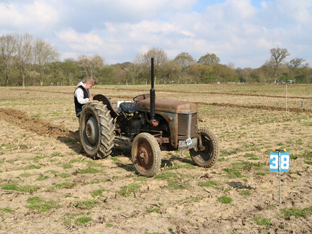SEVAC Ploughing Match - BACK ON!