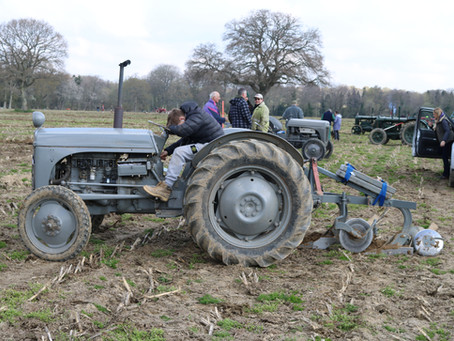 Ploughing Match Photo's!