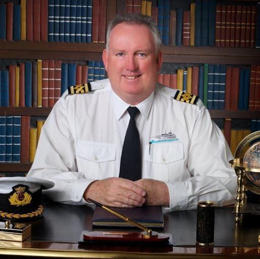 Captain Stephen Bruce Thomas