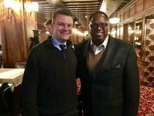 Rev. David Van Brakle and Rev. Dr. Jeff Haggrey