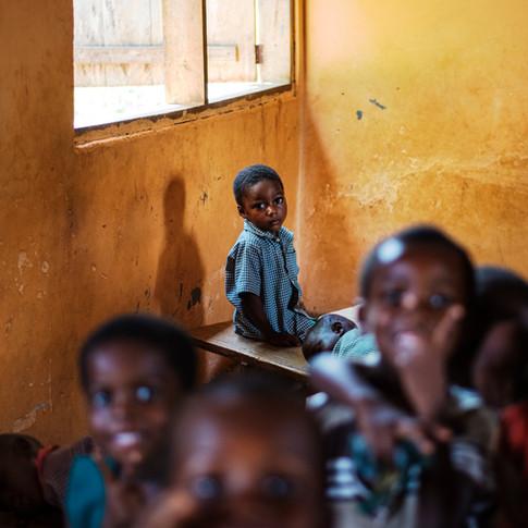 Schoolchildren, Ghana