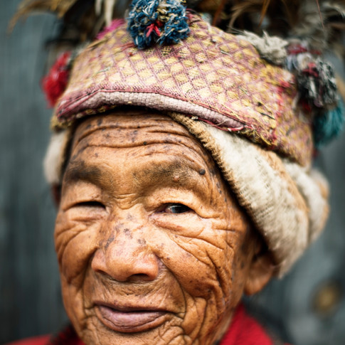 Ifugao Elderly