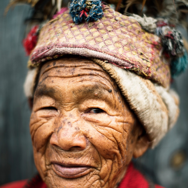 Ifugao Elderly
