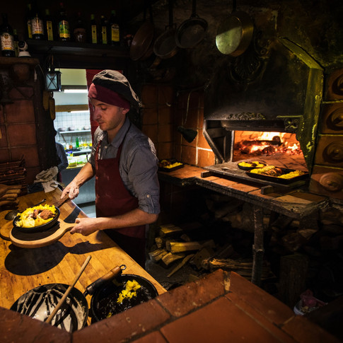 Traditional Cooking in Kosovo
