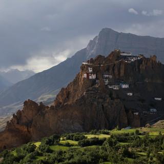 Century-old Buddhist Monastery