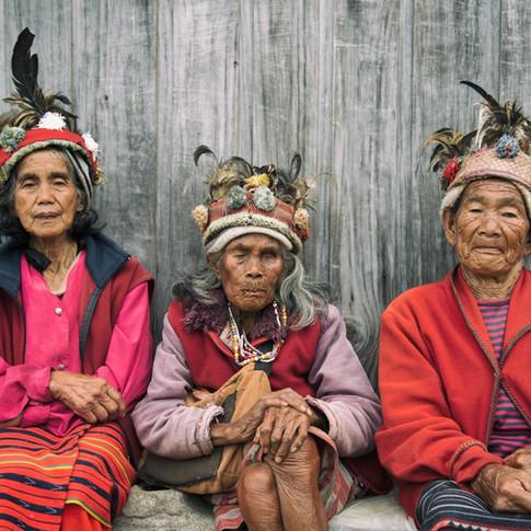 Ifugao Trio