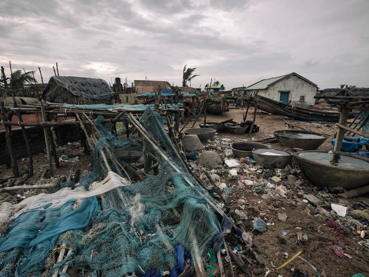 Memories of Cyclone Fani