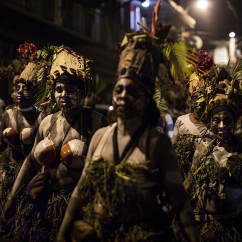 Carnival in Pointe-à-Pitre