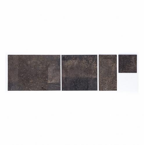 Grey Cork Grand Tiles