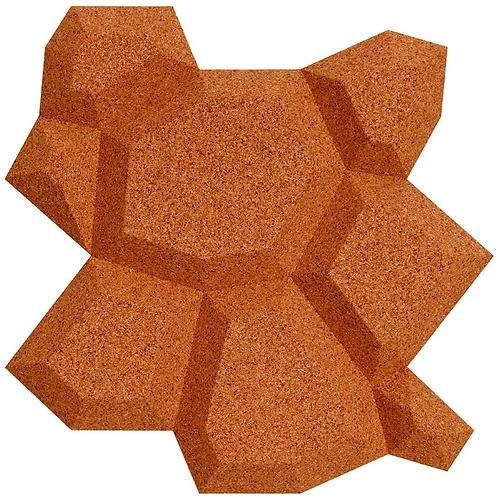 Copper Beehive 3D Tiles