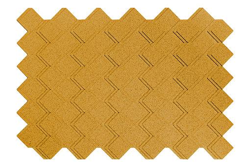 Yellow Step 3D Panels - 3.01 sqm box