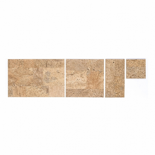 Natural Cork Grand Tiles