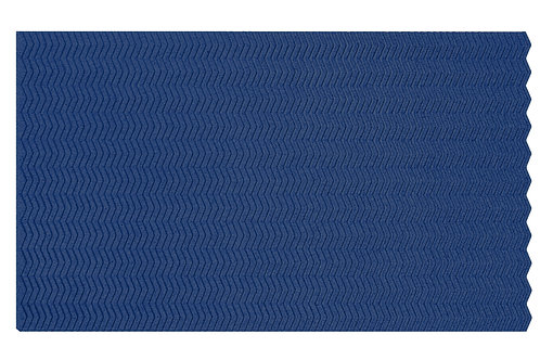 Blue Zig Zag 3D Panels - 2.53 sqm box