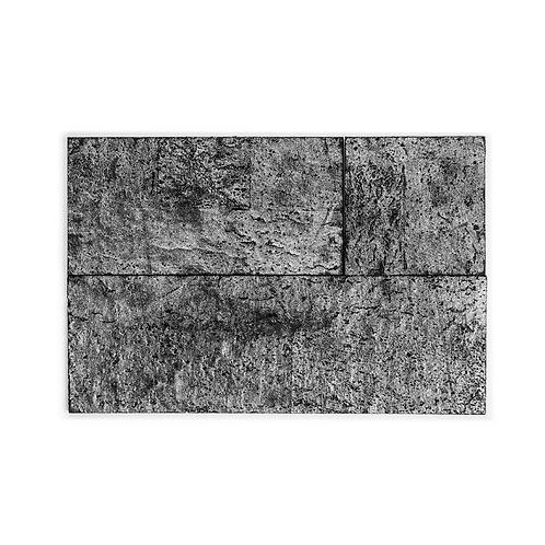 Black Silver Cork Bricks