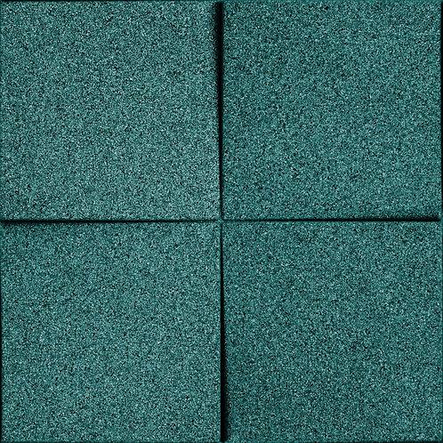 Emerald (Teal) Chock 3D Tiles