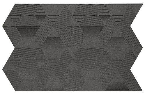 Grey Geometric 3D Panels - 2.3 sqm box