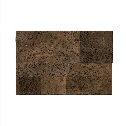 Brown Cork Bricks