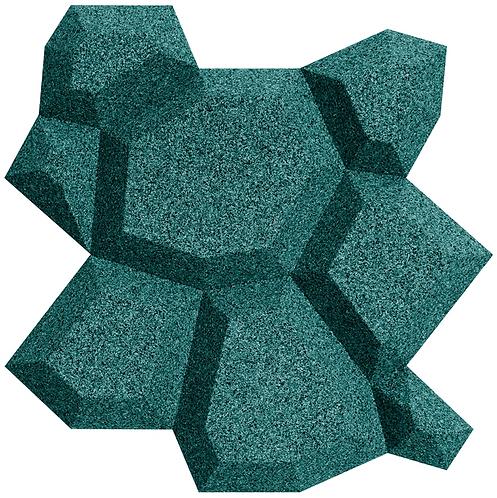 Emerald Beehive 3D Tiles