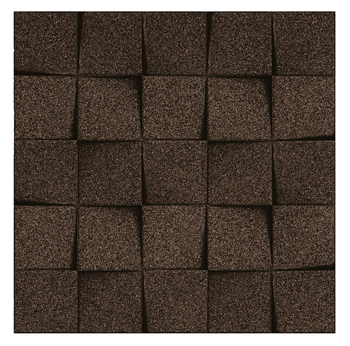 Aubergine Minichock 3D Tiles - 0.99 sqm box