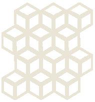 Stone Cinetic Motif Pattern Tiles