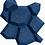 Thumbnail: Blue Beehive 3D Tiles - per 0.71sqm box