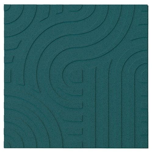 Emerald Wave 3D Panels - 2.53 sqm box