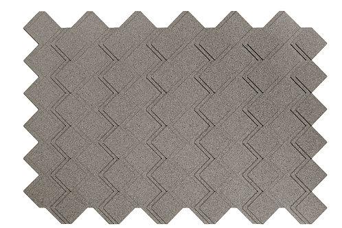 Taupe Step 3D Panels - 3.01 sqm box