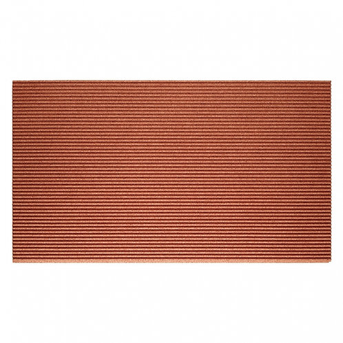 Copper Strips 3D Tiles