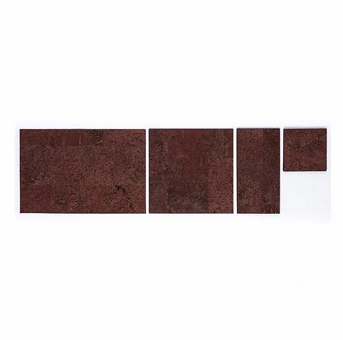 Terracotta Cork Grand Tiles