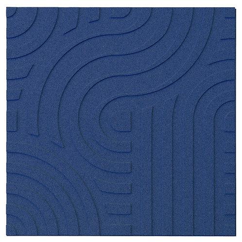 Blue Wave 3D Panels - 2.53 sqm box